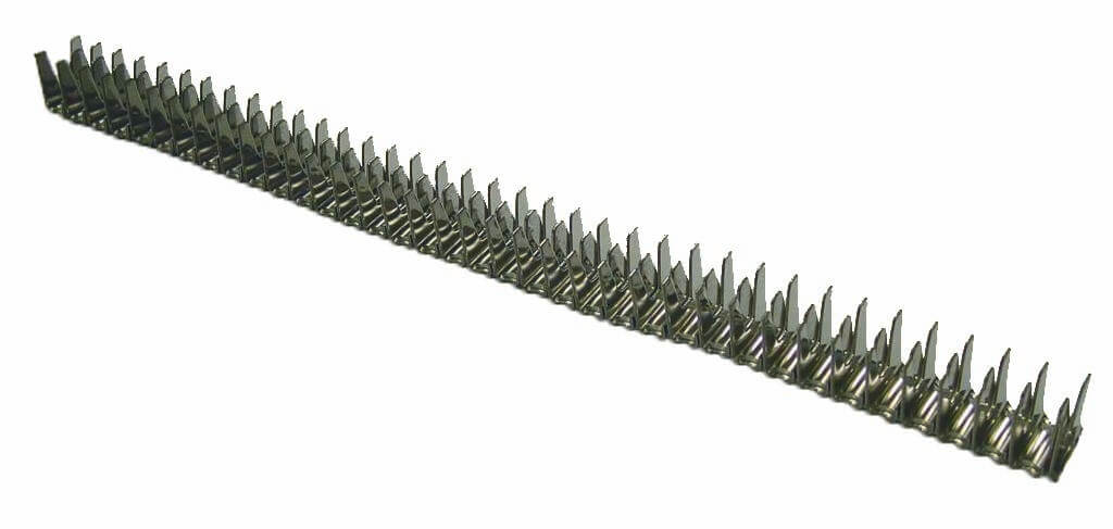 Stainless Steel Welded Mesh Clips   Jacksons Fencing