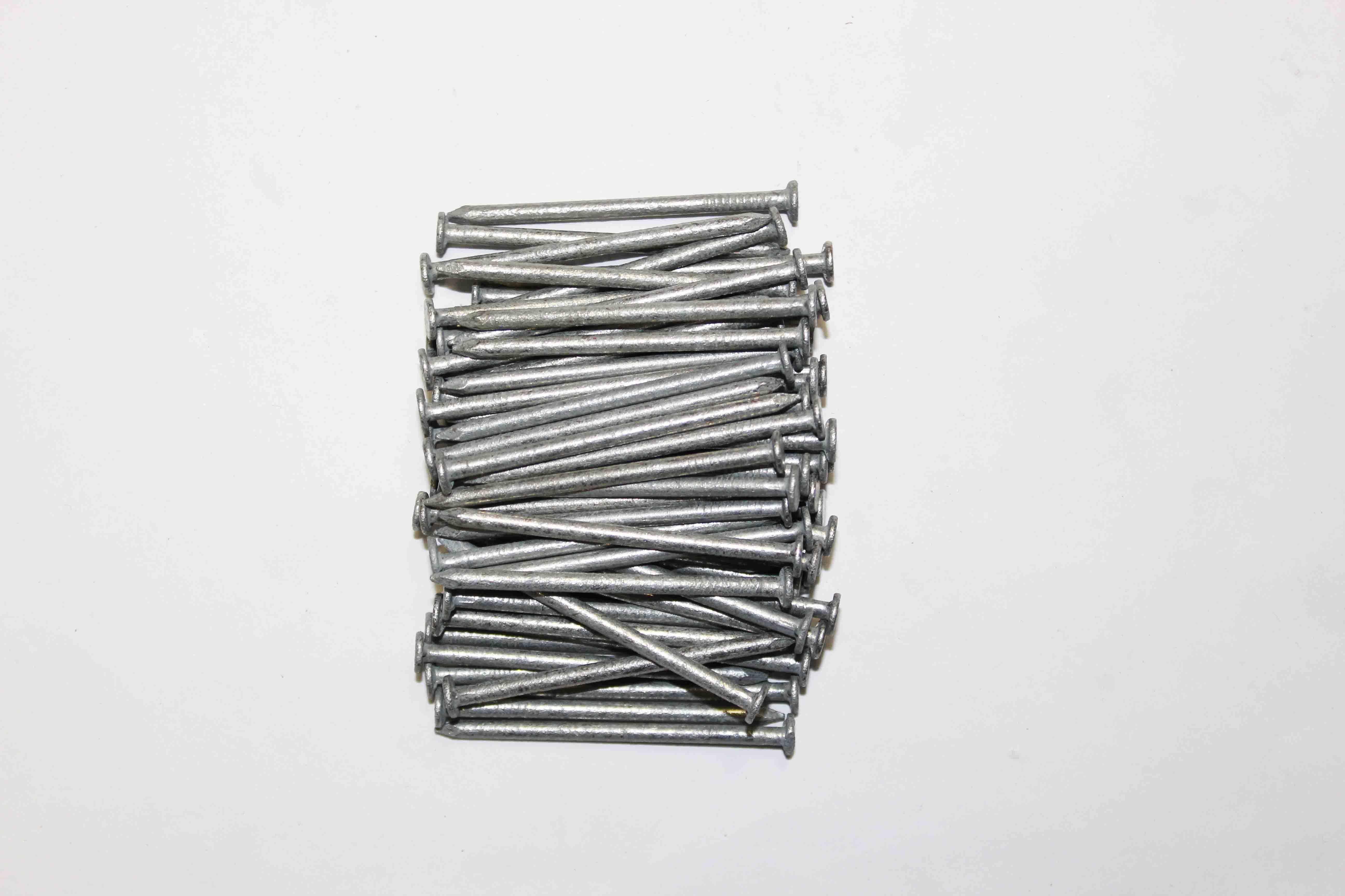 NAIL PLATE Galvanised Mild Steel Pack of 10