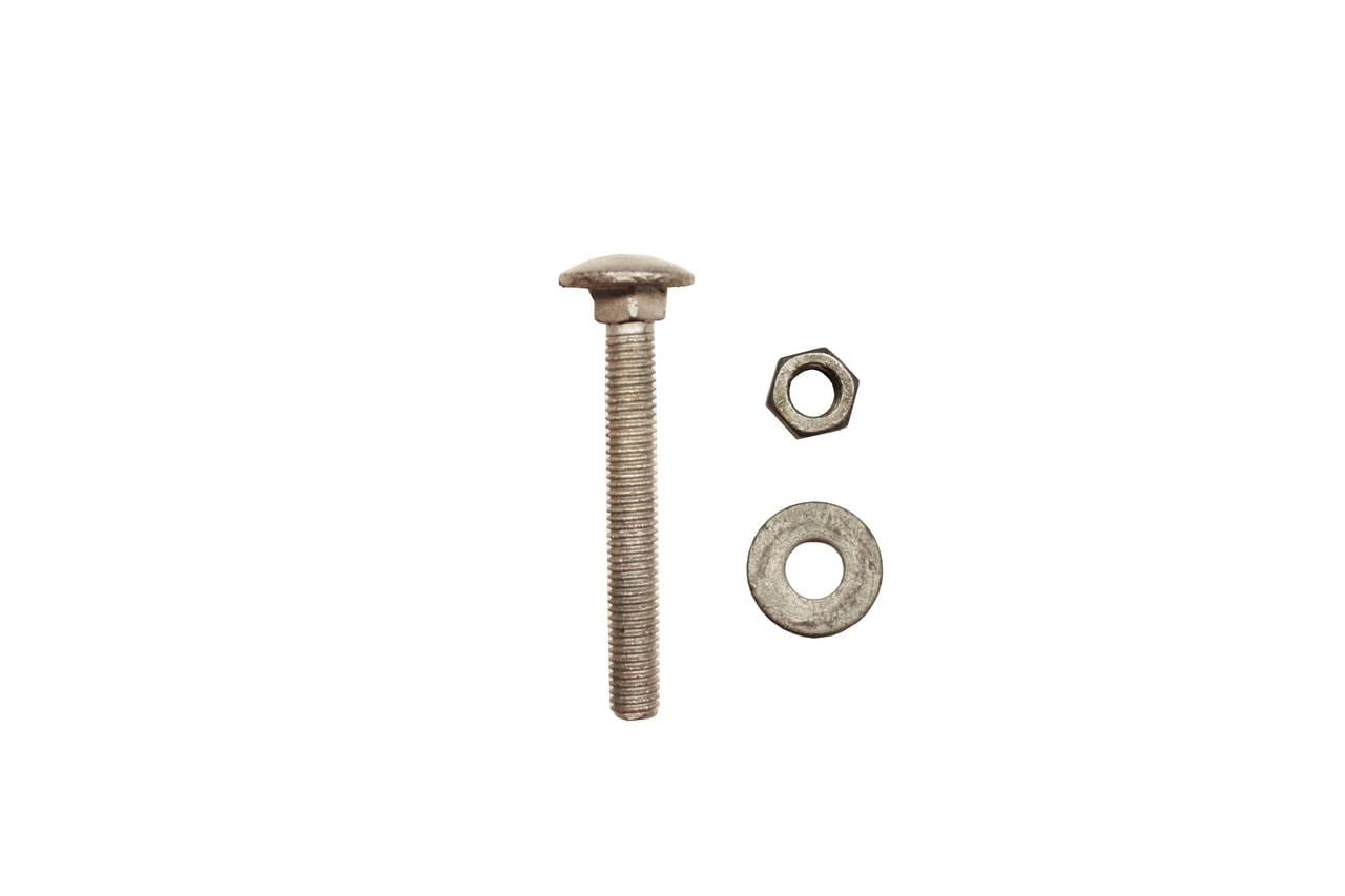 M8 65mm screw, washer and bolt fixings