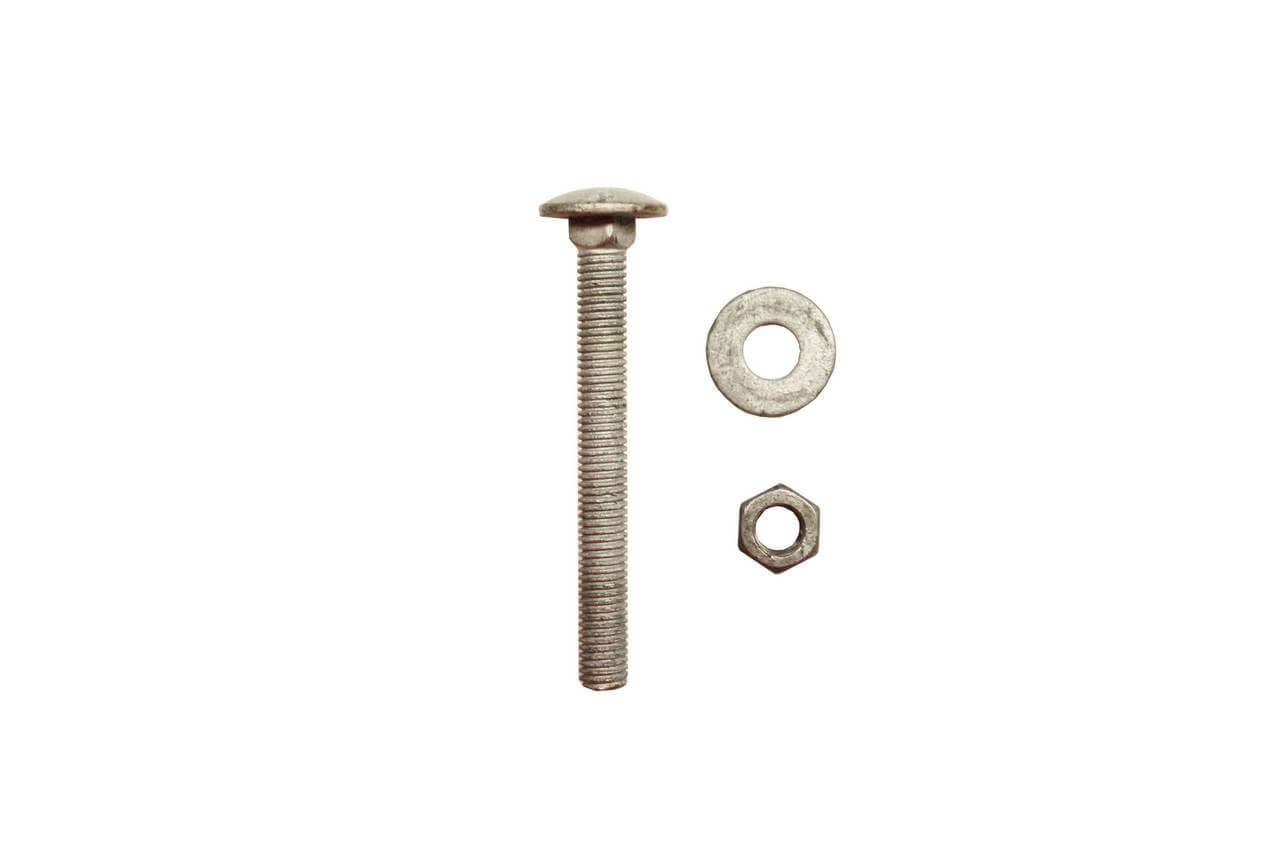 M8 75mm screw for fence panels and posts