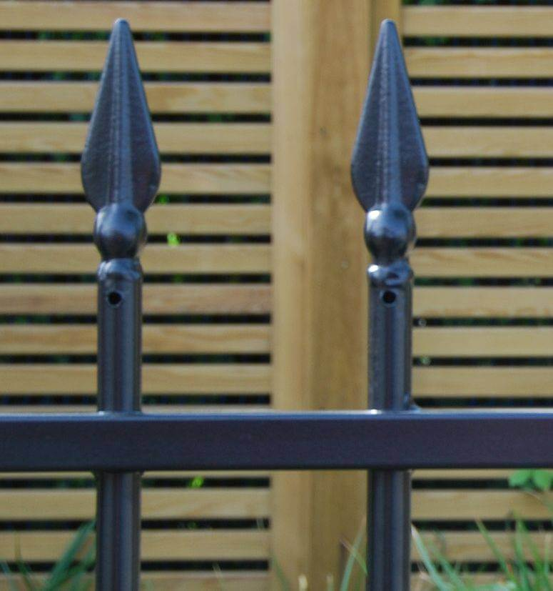 Barbican Imperial Residential Railing 957010 - finial 1