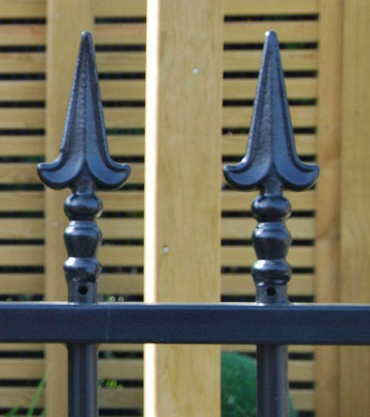Barbican Imperial Residential Railing 957030 - finials 3