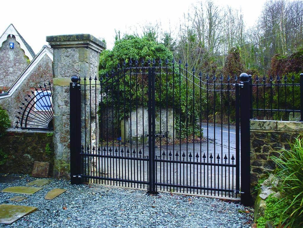 Garden gates ornamental fencing jacksons