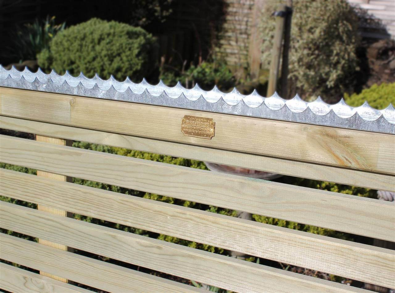 Securi Comb Fence Panel Spikes