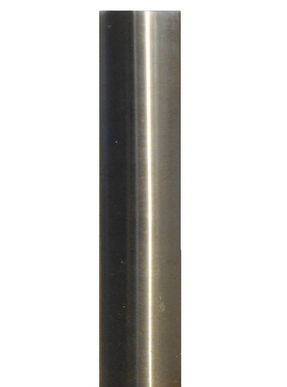 Stainless Steel Bollard Flat top