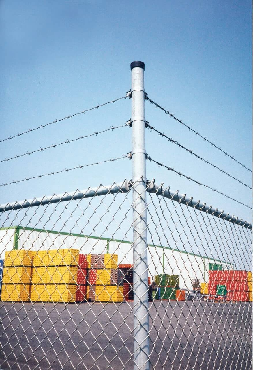Tubular Mesh Fencing Systems | Jacksons Fencing
