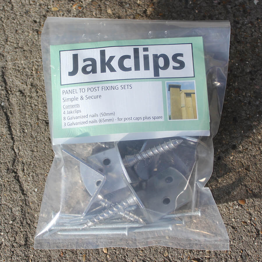 100 Total Clips 2 Bags Southern Post T-Post Fence Clips Two 50-Pk