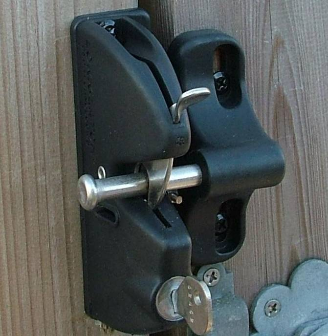 1-way Gate Latch 35460