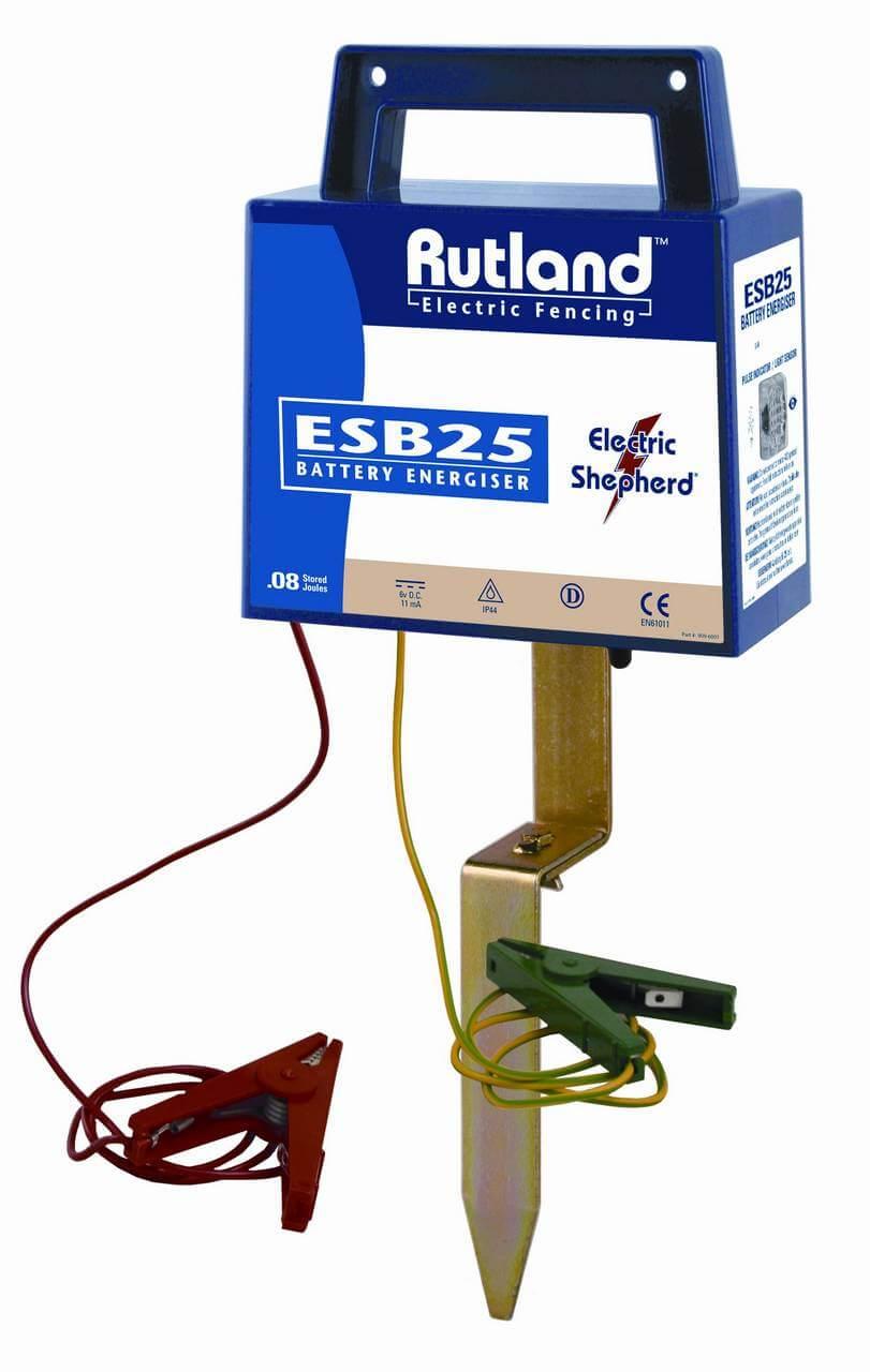 Sensational Electric Fence Battery Energiser Jacksons Fencing Wiring Digital Resources Bioskbiperorg