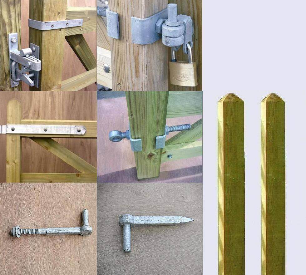 Gate Fitting Code - TRHSSLNAC