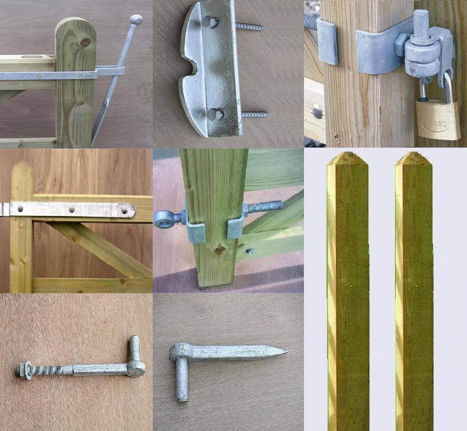 Gate Fitting Code - TRHSSLNBP