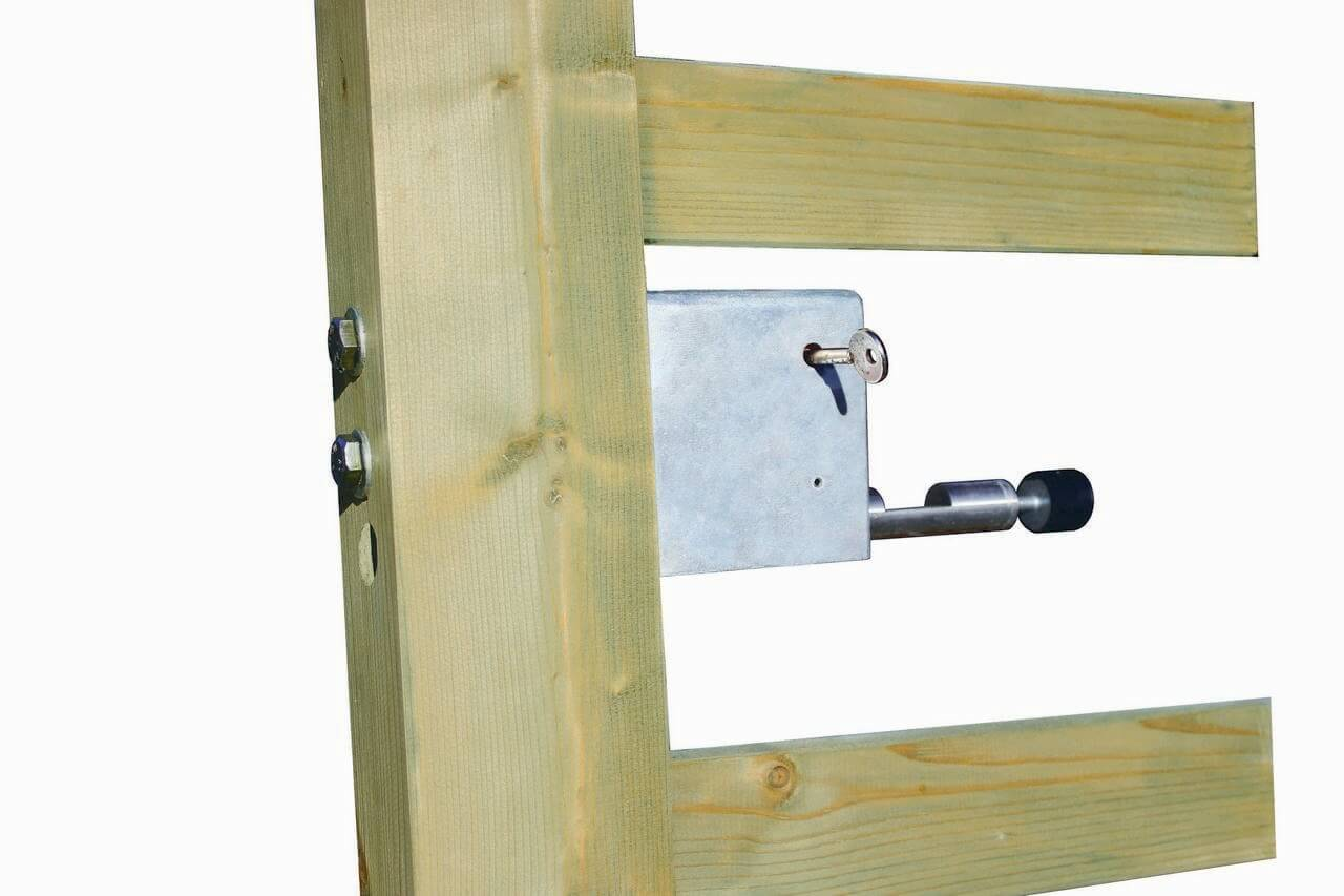 Field Gate Lock