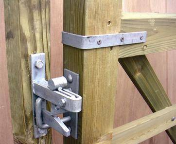 Auto catch for Timber Gate 438300