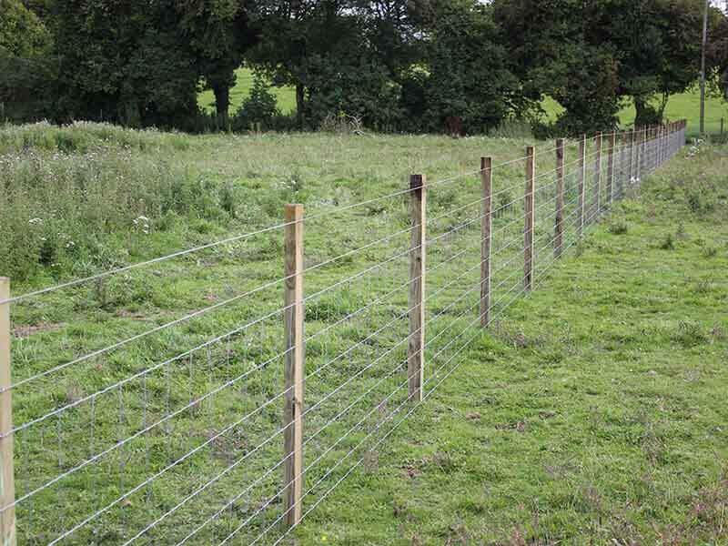 Agricultural Wire Fencing Stock