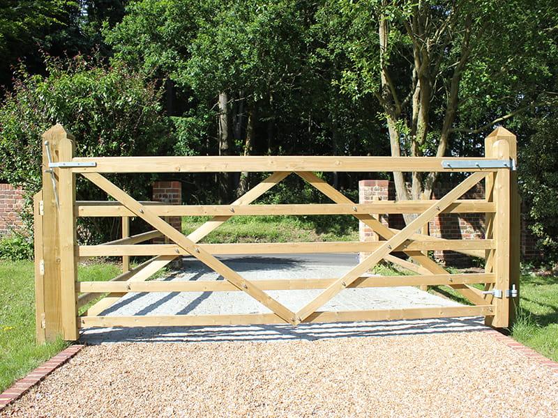Driveway Gates Jacksons Fencing