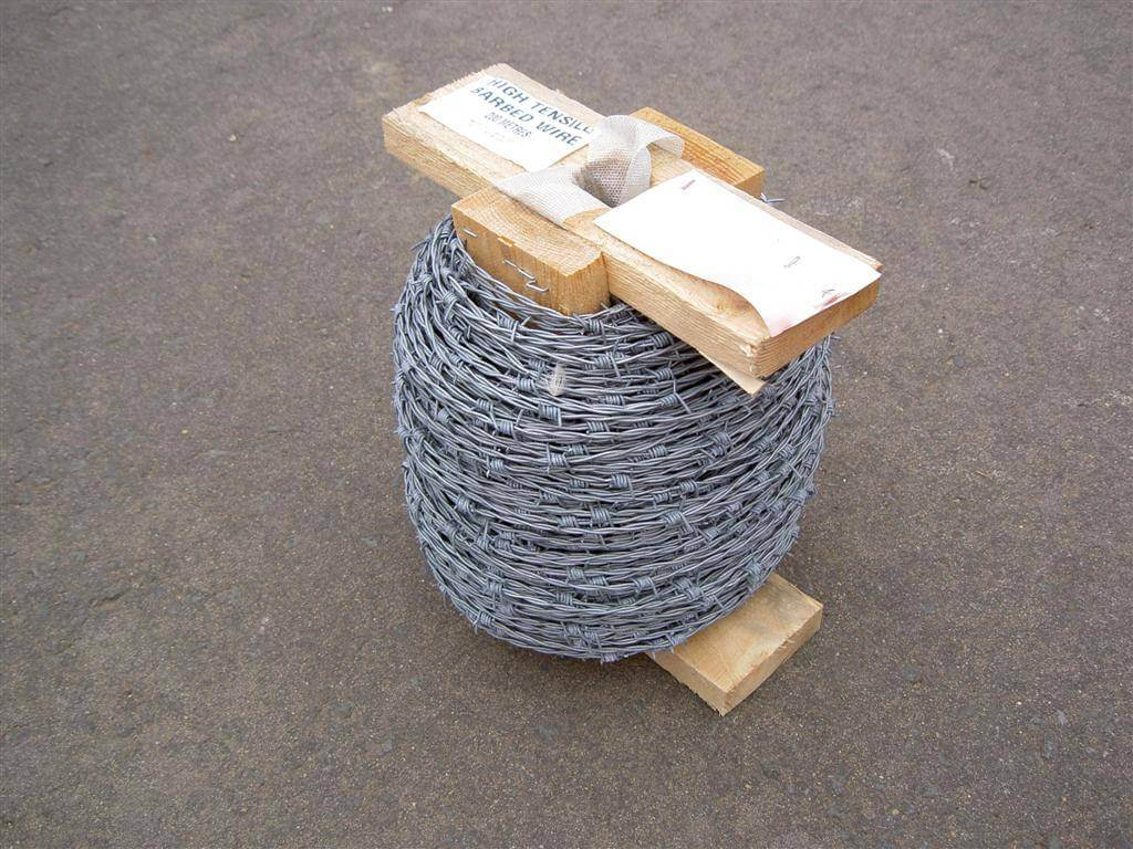 Roll High Tensile Barbed Wire 1.6mm