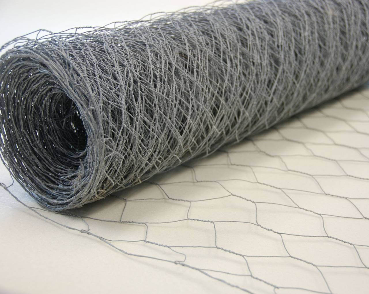 50 Metre roll of 600mm High 50mm wire netting | Jacksons Fencing