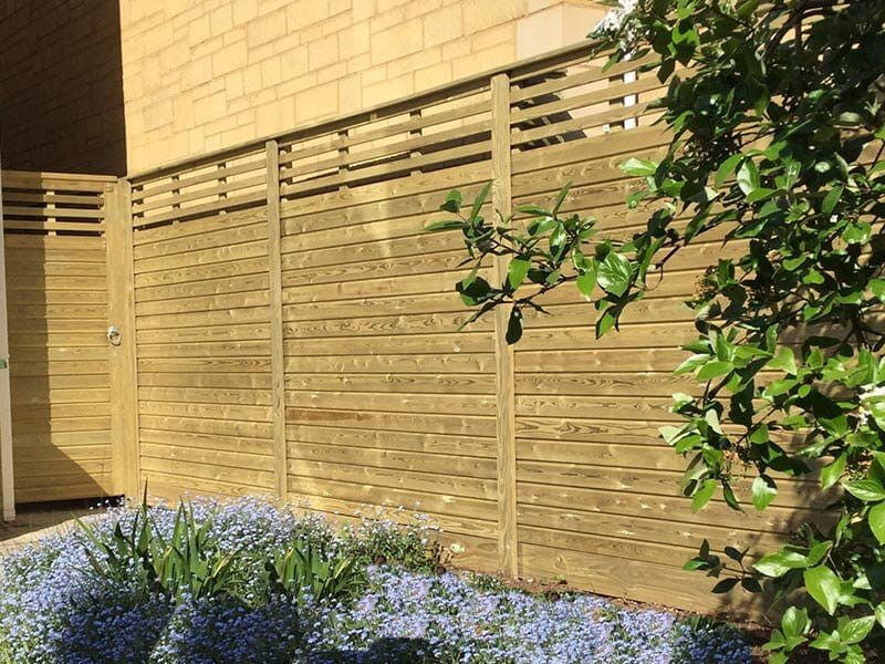 privacy fence panel
