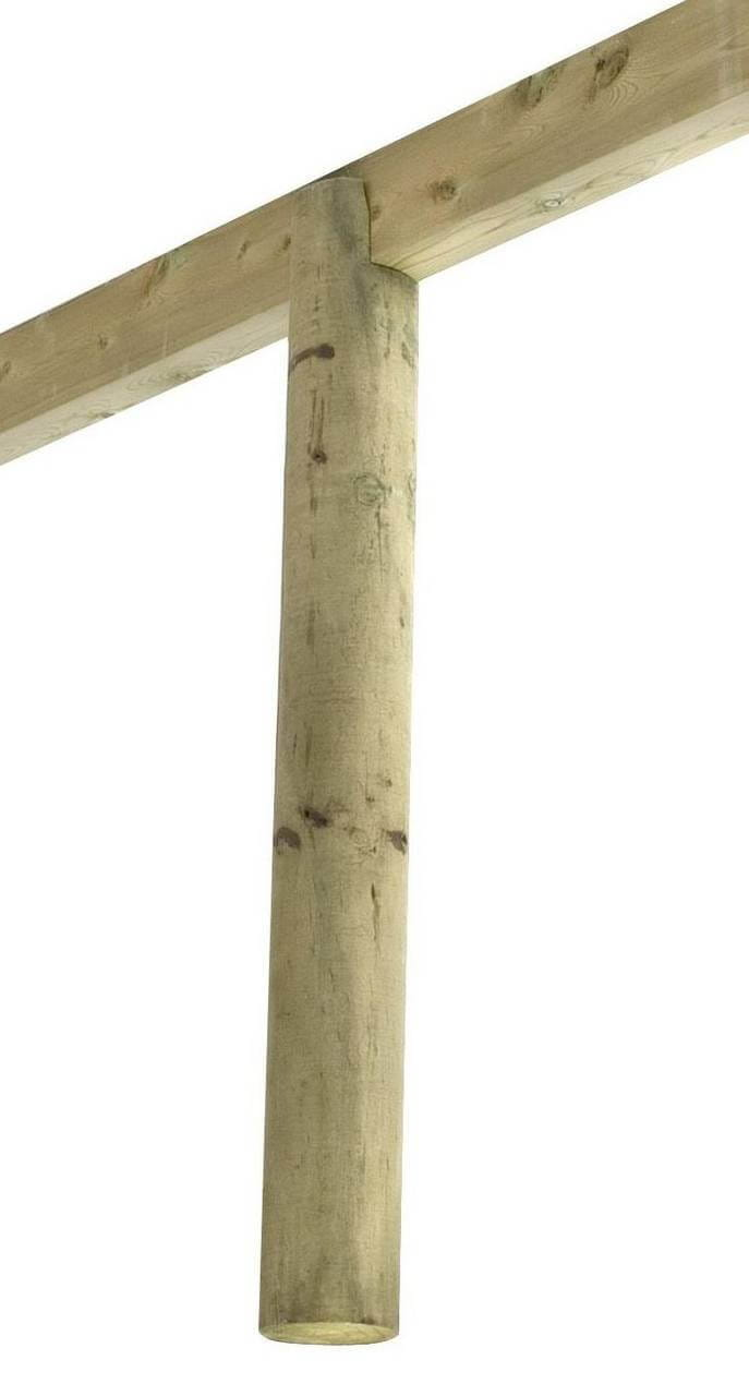 755300 - Decking Support Post detail