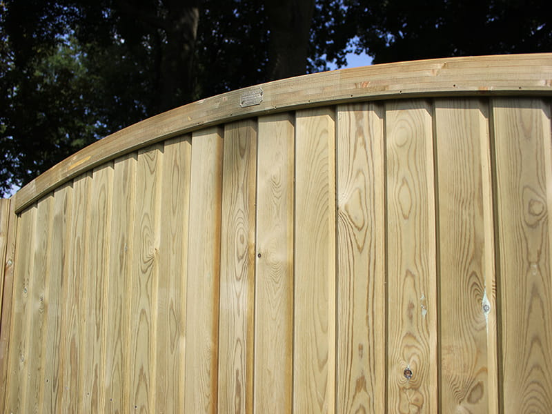 Tongue  Groove fence panels