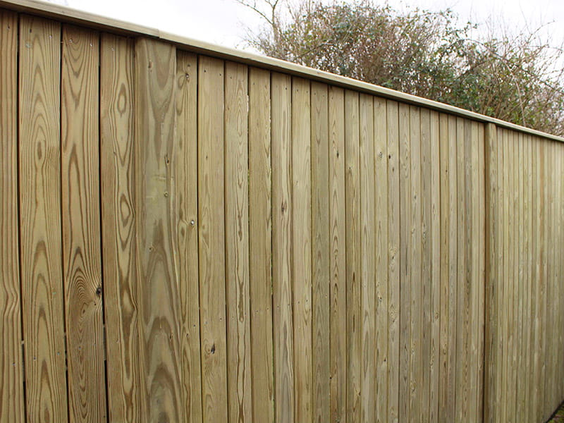 double sided fence panel
