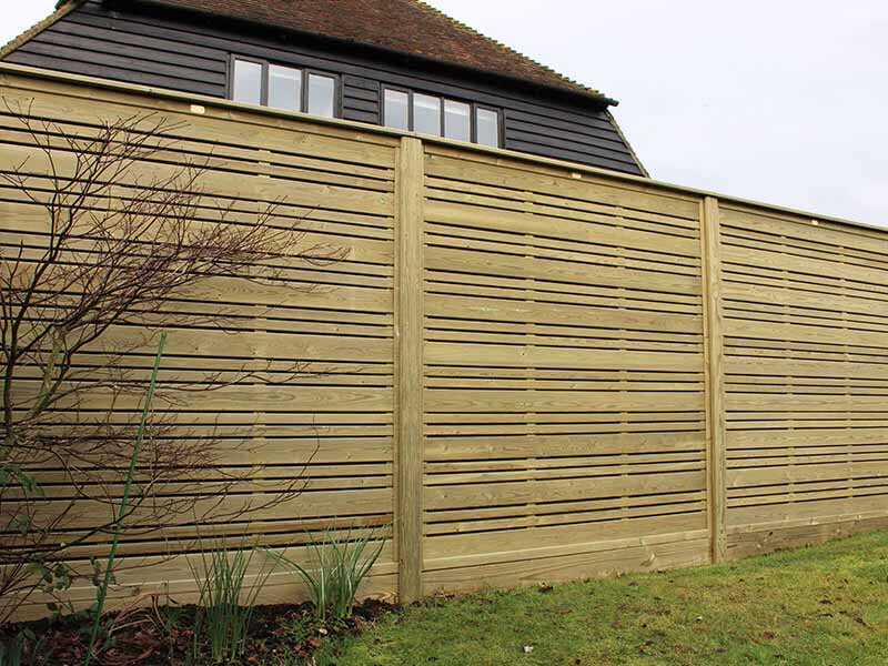 jacksons fencing new fence panel