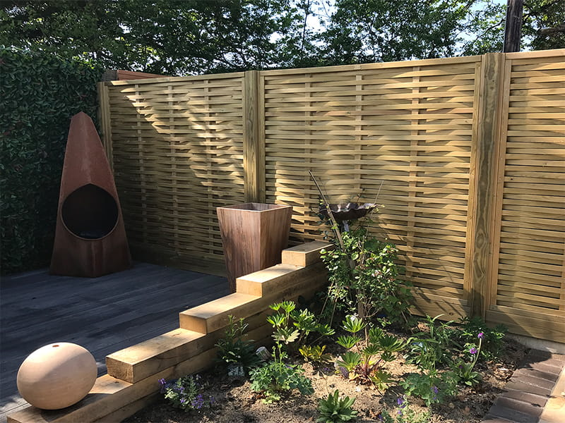 Love Your Garden Fence Panel