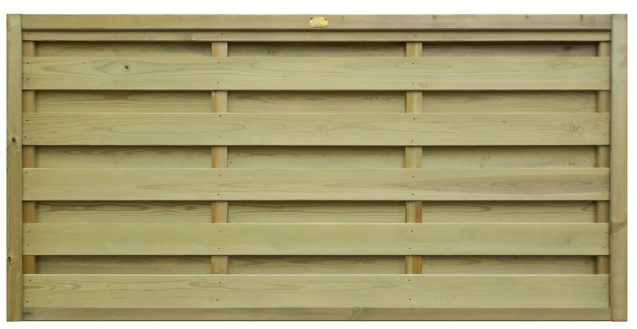 Hit and Miss Fence Panel 900mm 631500
