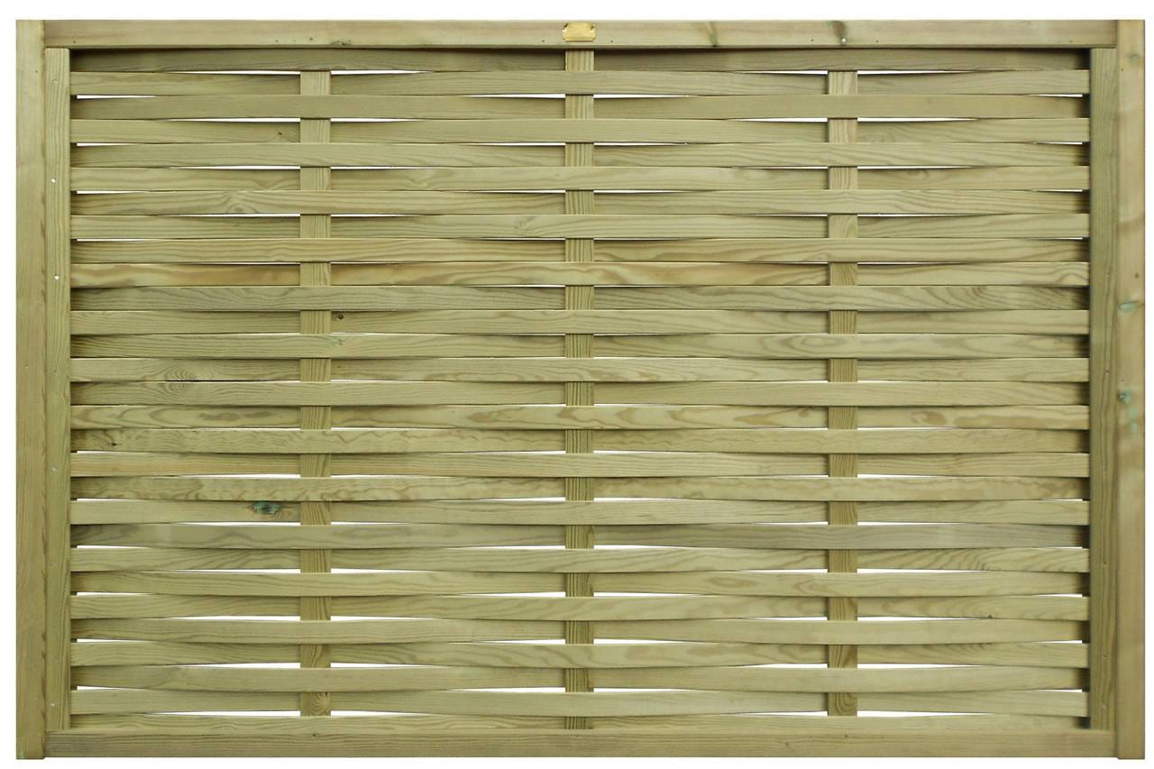 Woven Garden Fence Panel 1200mm 656800
