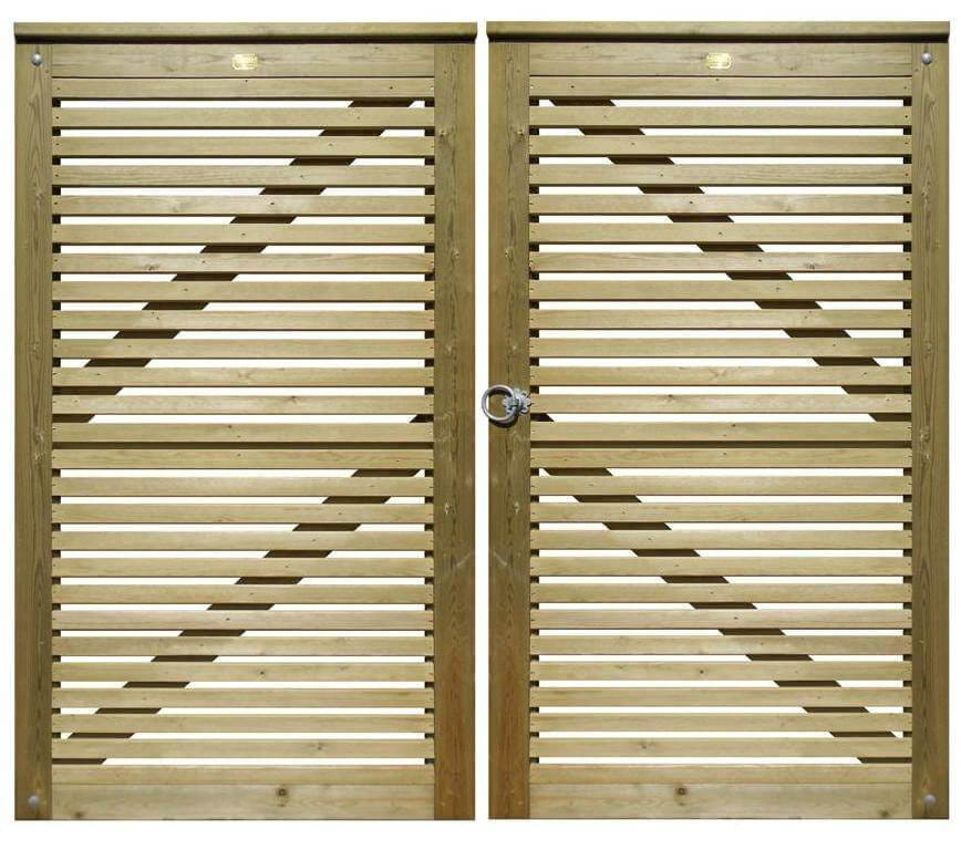 Pair of Venetian Gates 657700PR