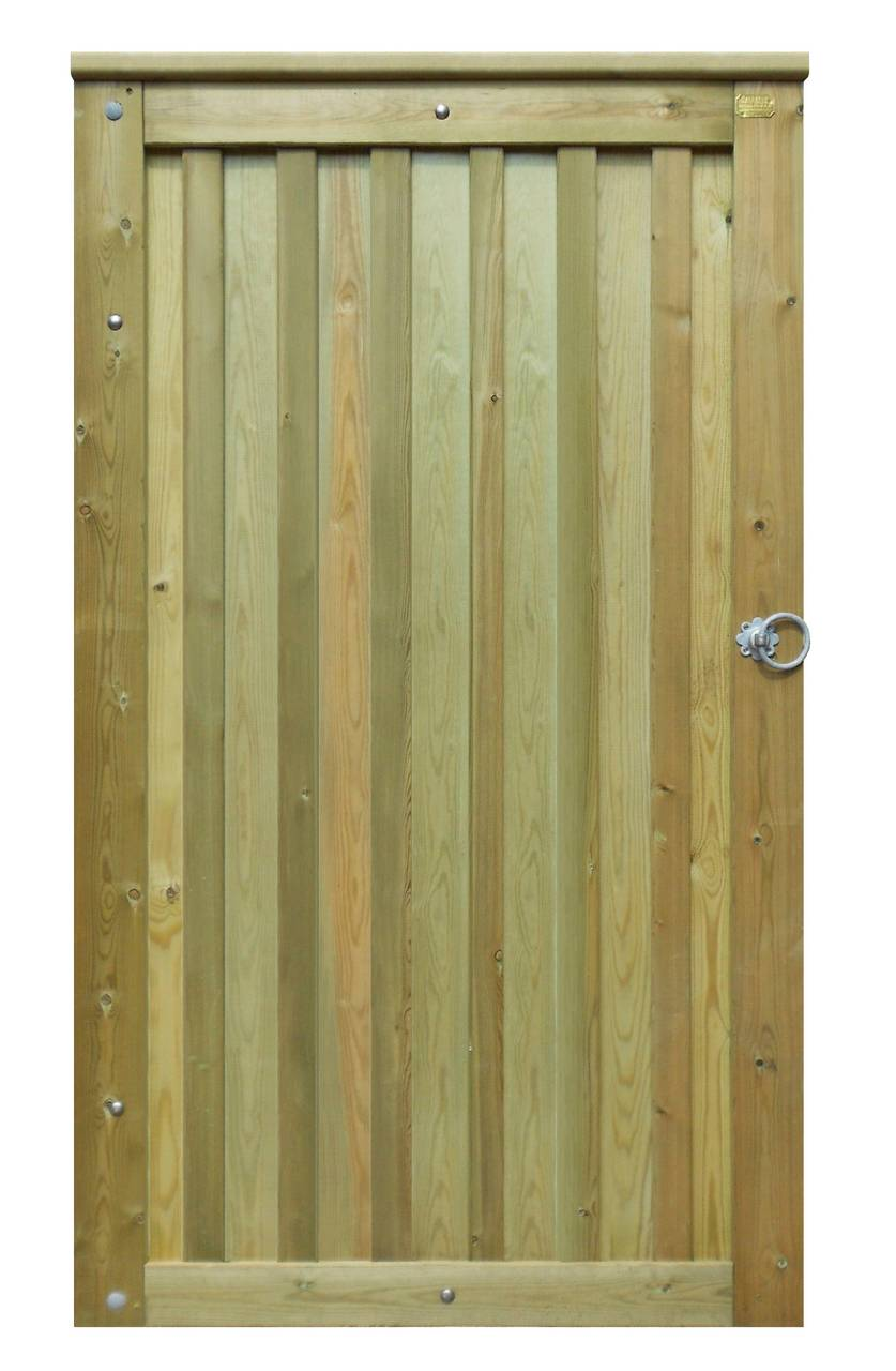 Chilham Left Hanging Garden Gate