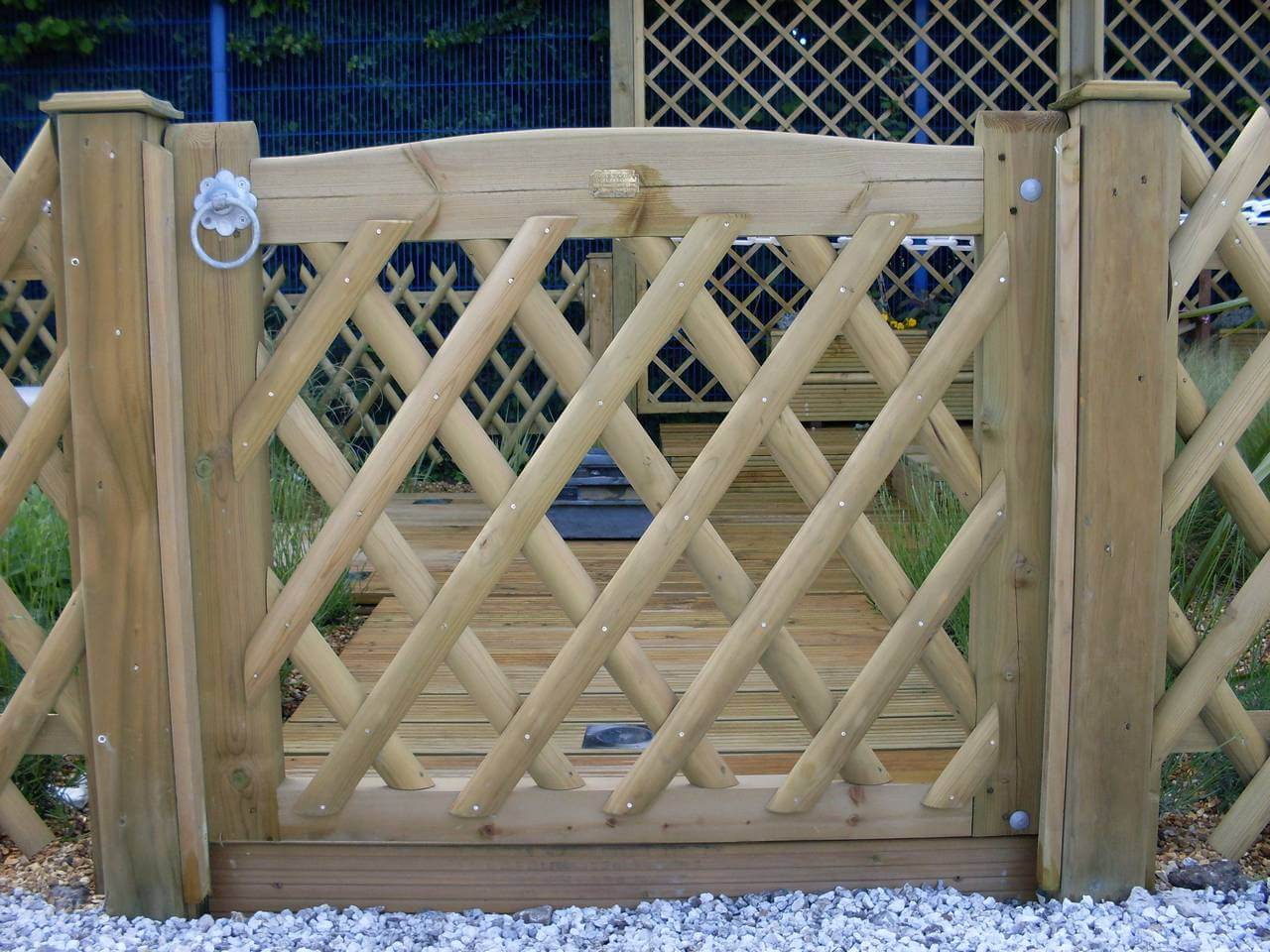 086 High Jaktop Garden Gate 602600