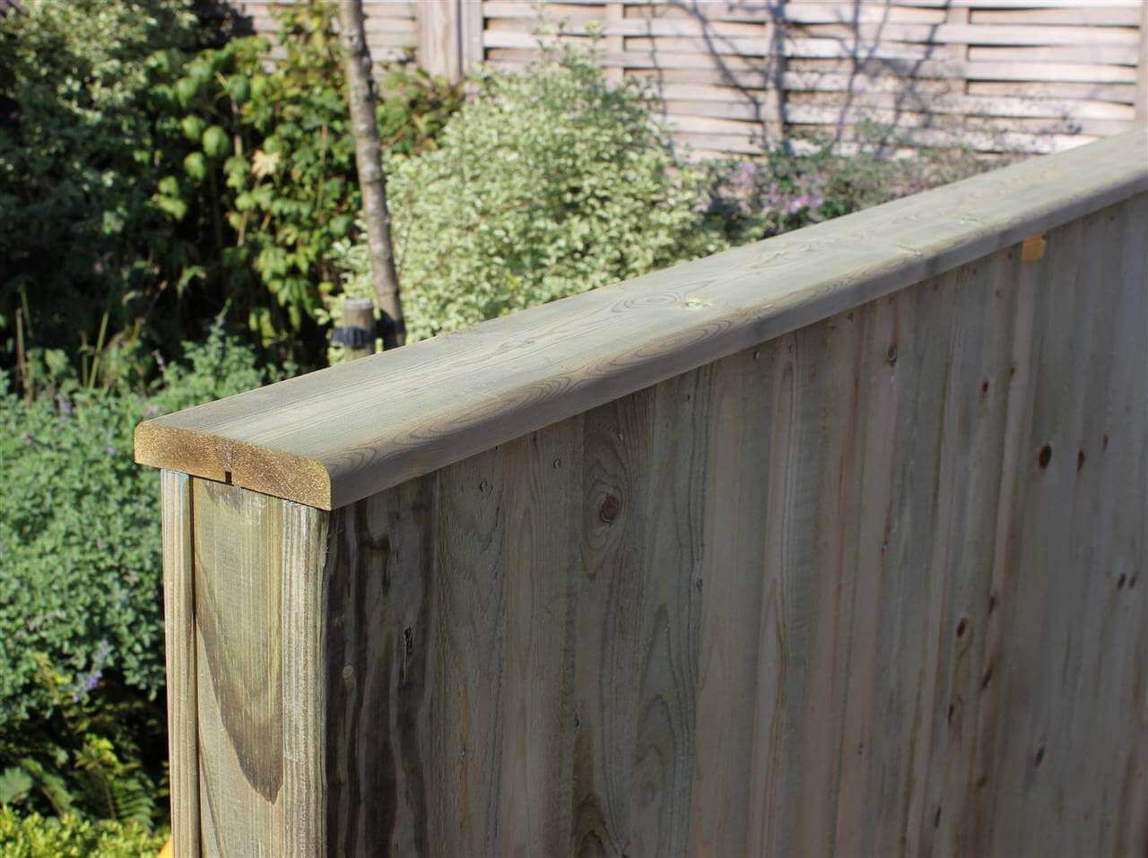 Fence Capping Rail