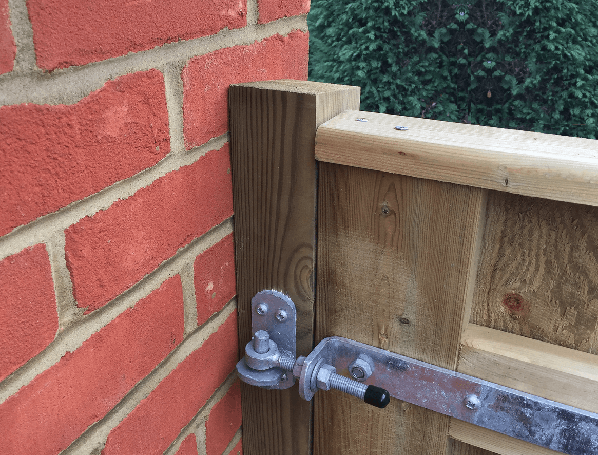 Fence Post Wall Plates