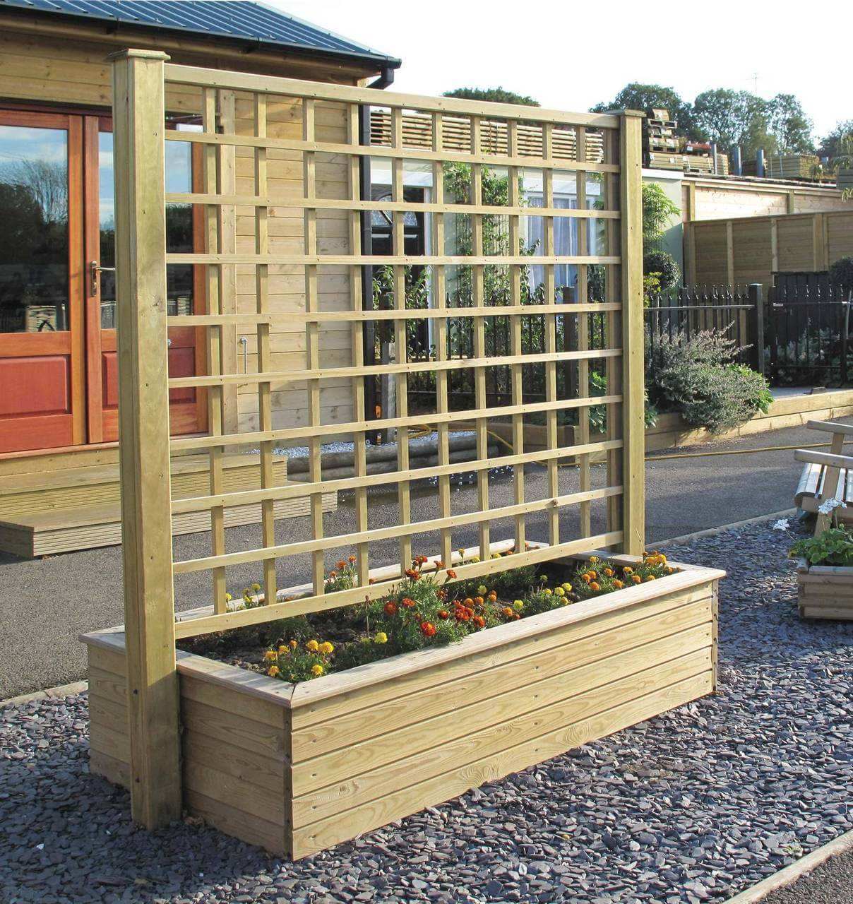 Image of: Top Tips Raised Garden Bed Ideas 2020 Jacksons Fencing