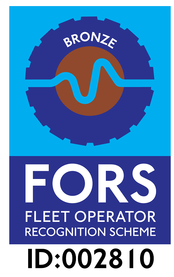 FORS bronze logo - Accredited