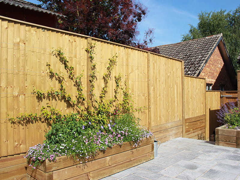 accessorise your fence