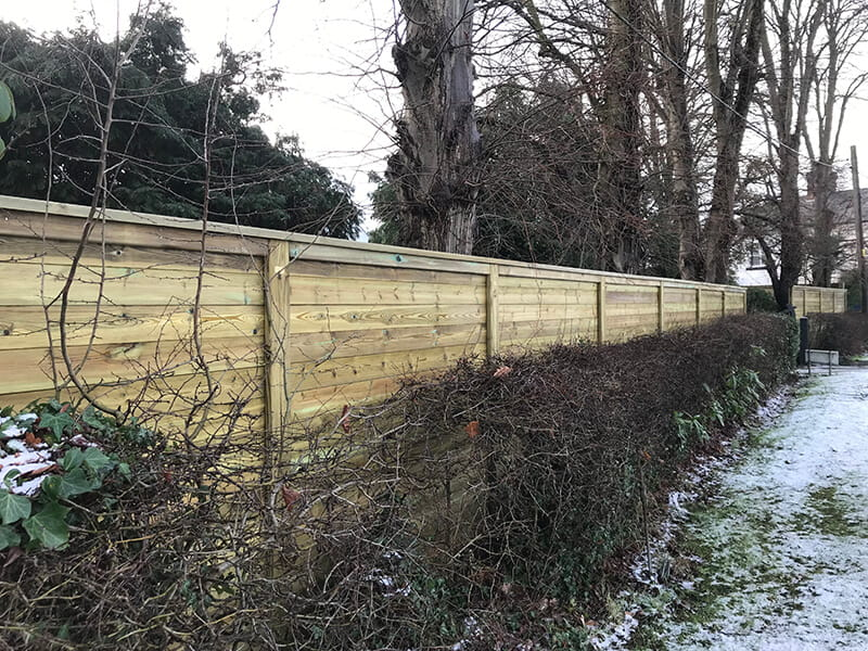noise barriers residential