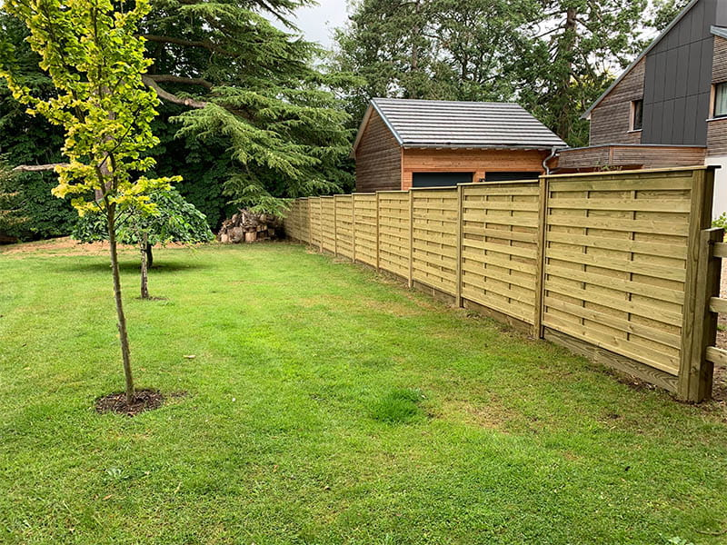 fencing for rural homes