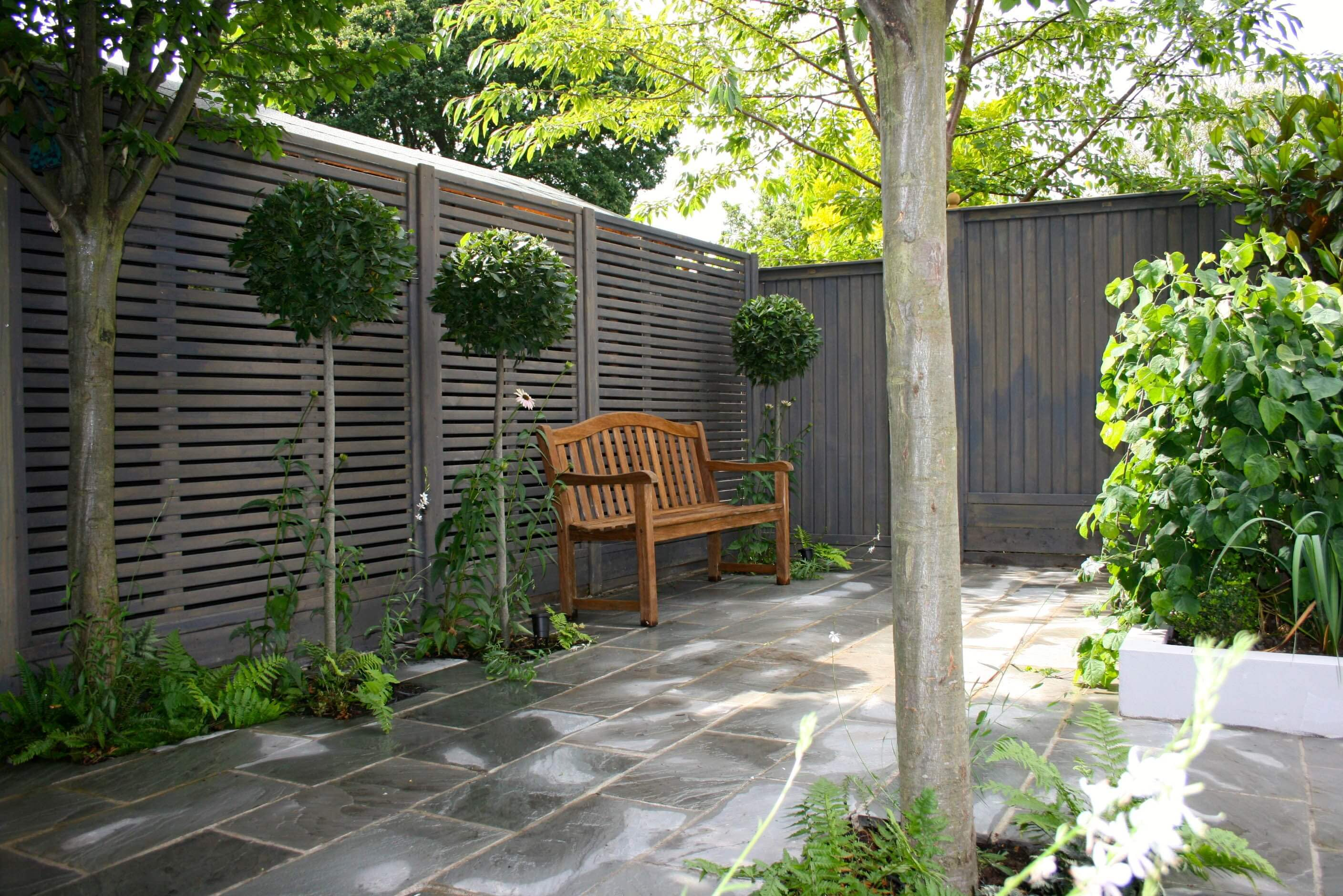 Contemporary Garden Fences Uk - Best Fence For Security 2017