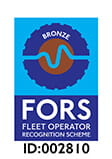 FORS bronze logo  Accredited