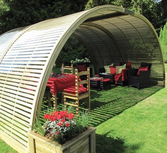 Garden Shelters Jacksons Fencing