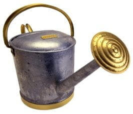 Watering can for garden