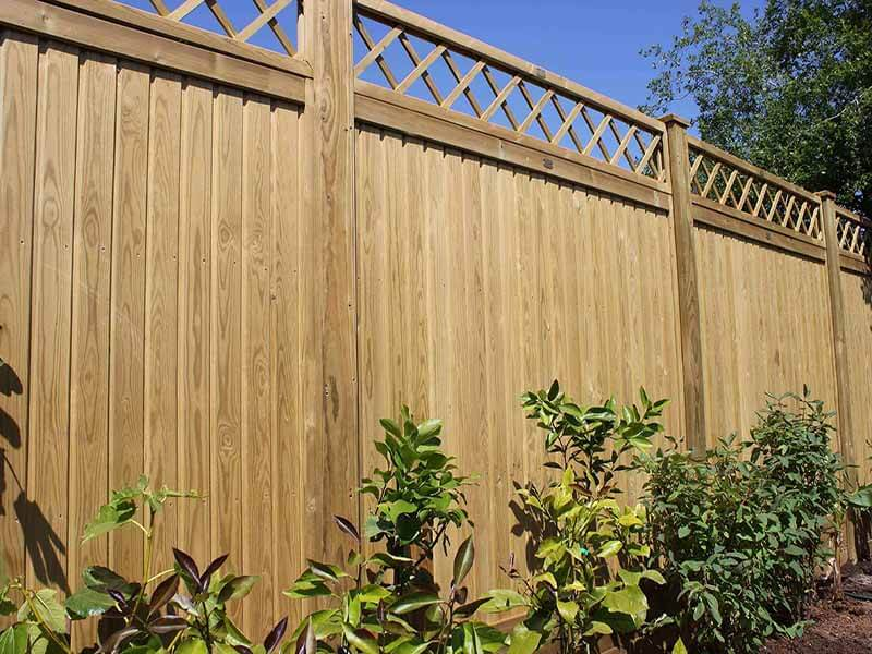 Concrete or Wooden Fence Posts - Which Is Better? | Jacksons Fencing