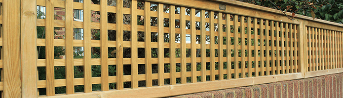 Lattice trellis - is planning permission needed