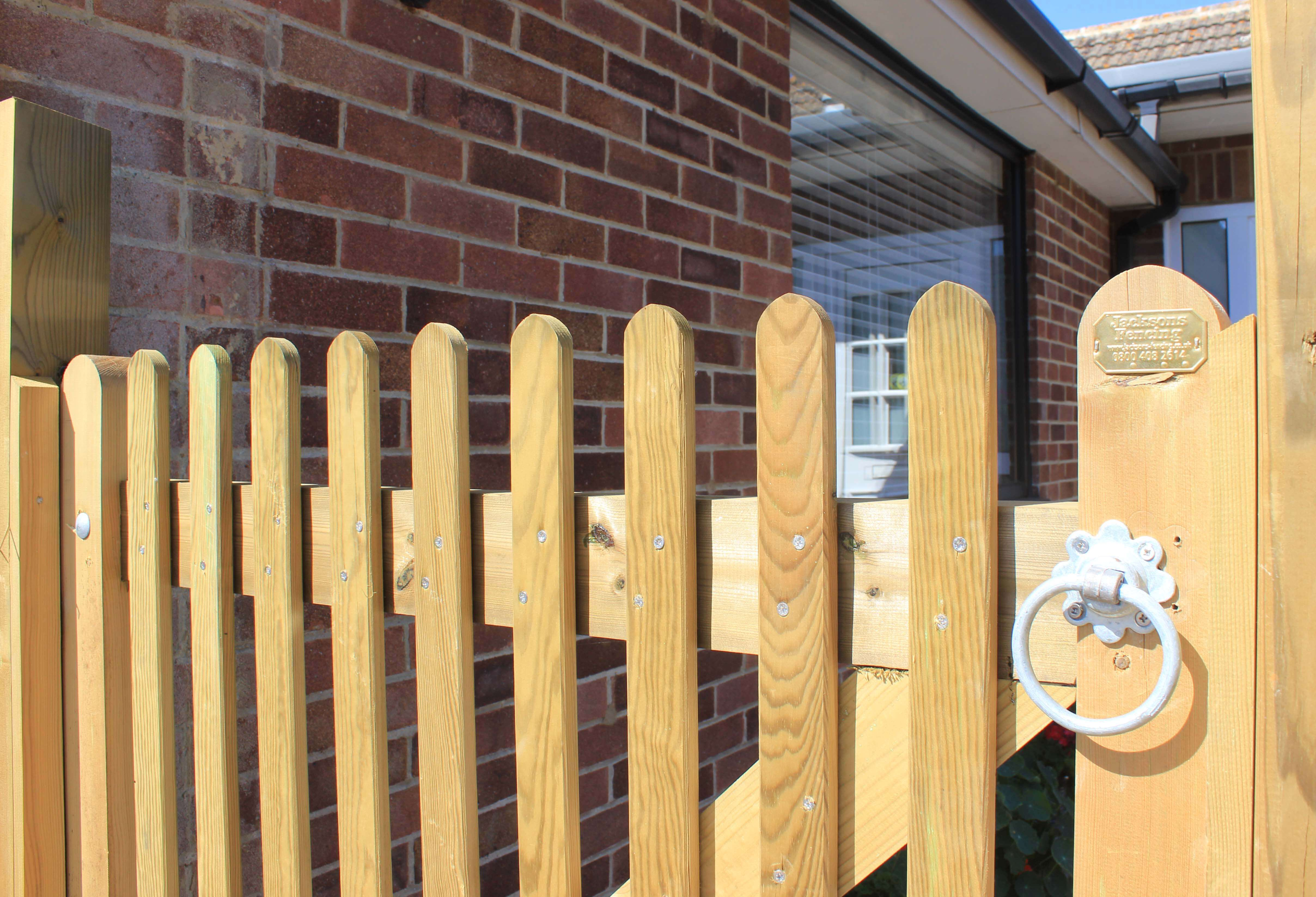 Mitre Fencing and gates (12)