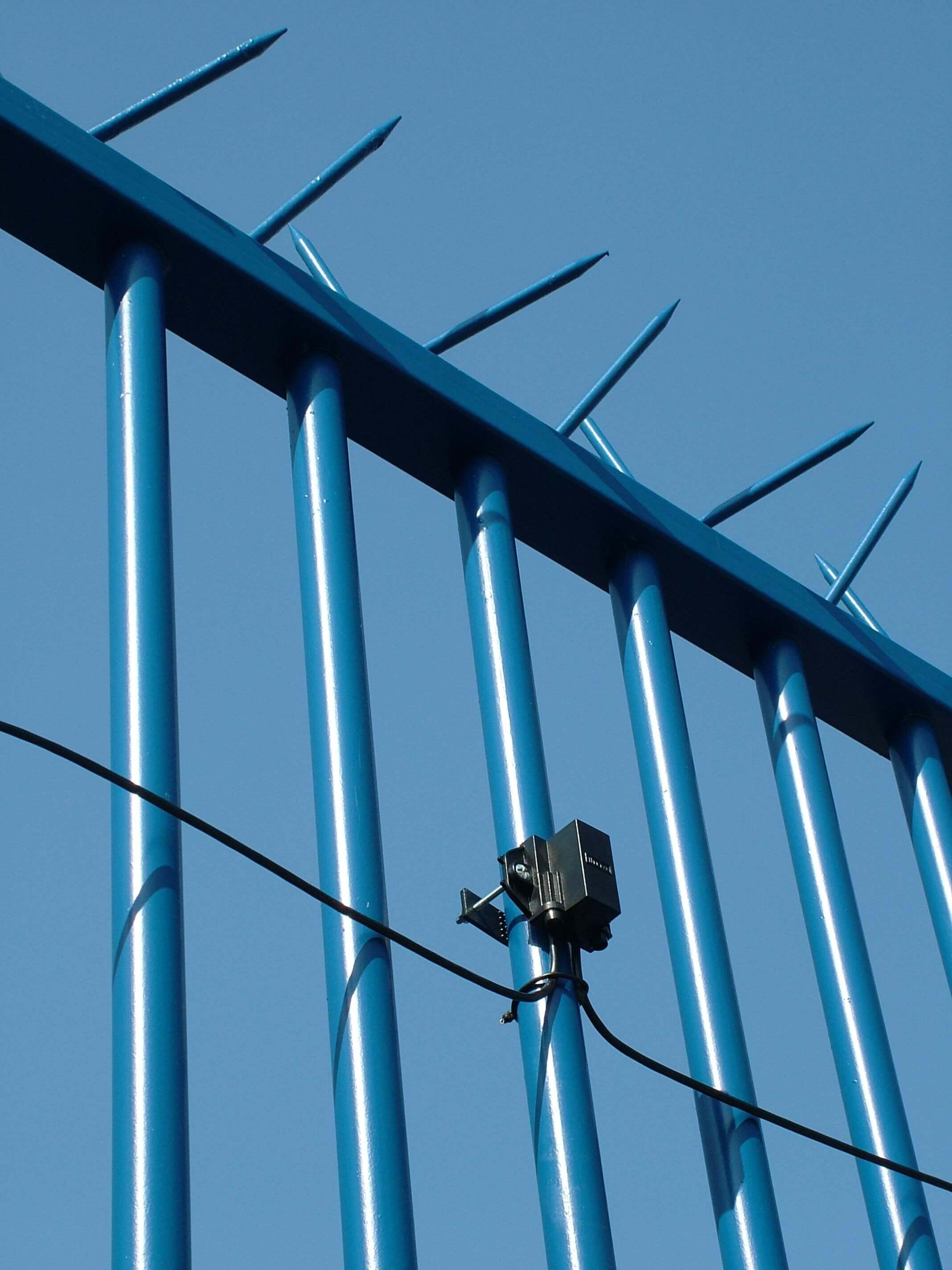 Perimeter Security | Jacksons Fencing