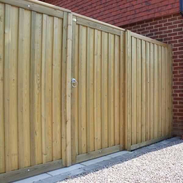 Garden Fencing Fence Panels Garden Gates Trellis