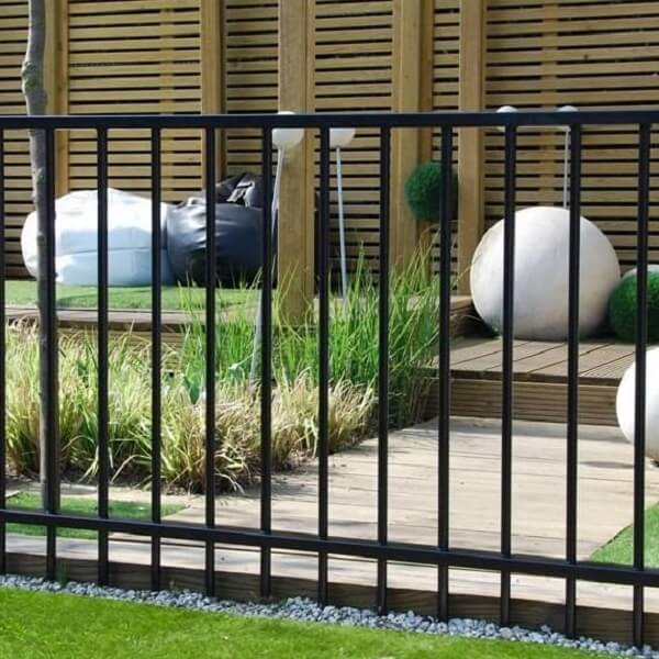 sentry lite railings