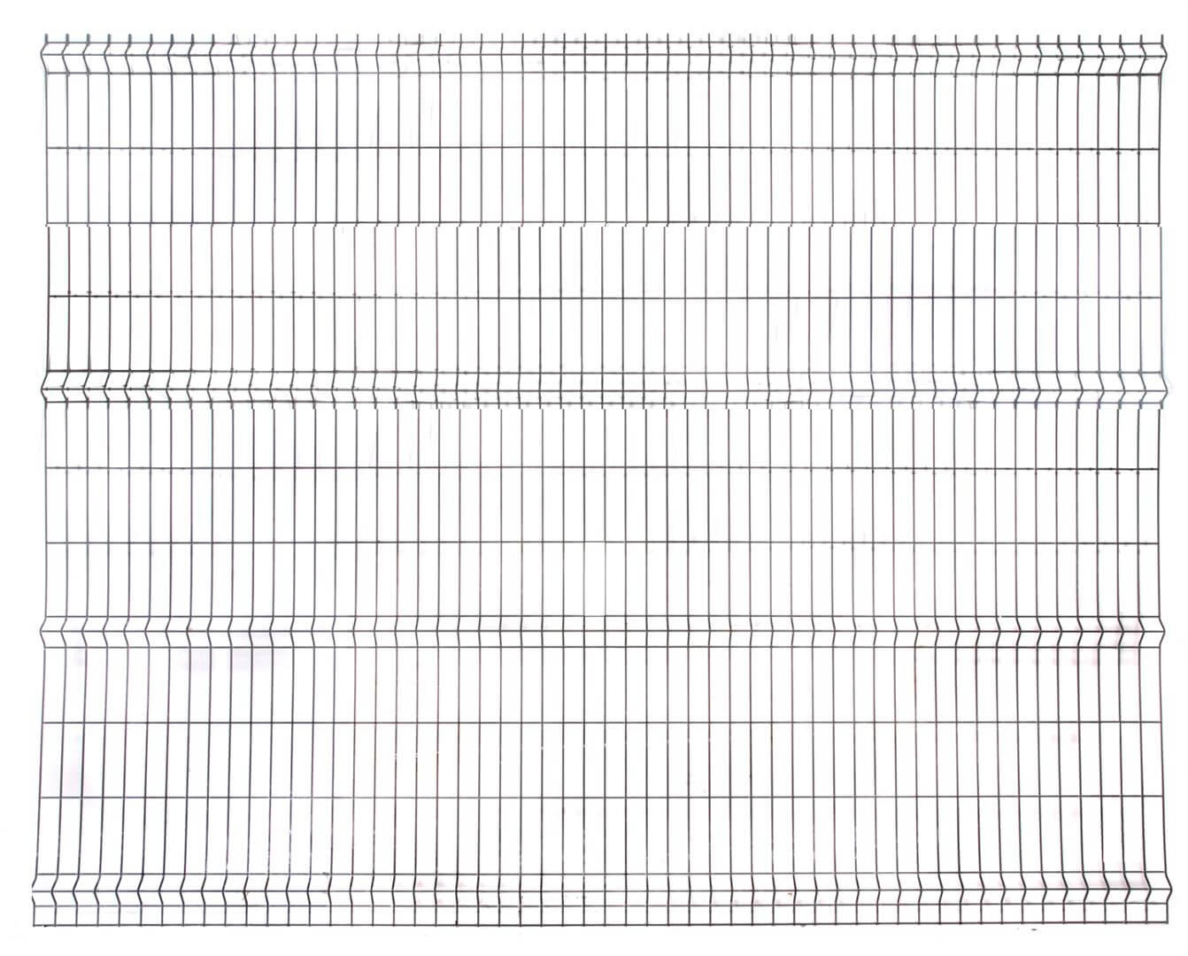 EuroGuard Regular Mesh Security Panel 2.4m